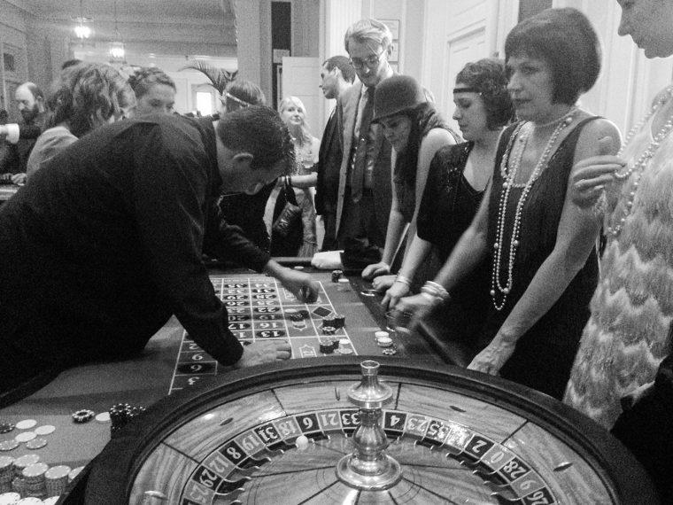Roaring 20's Philly Casino Parties