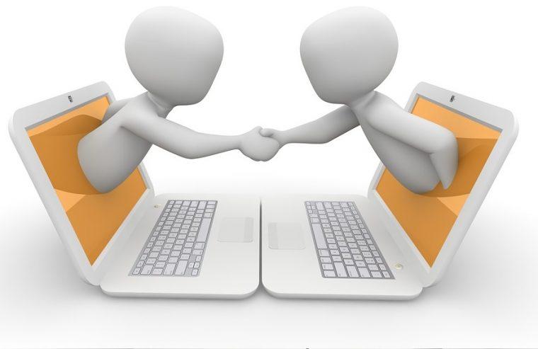 meeting digitally